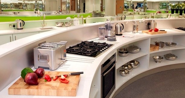 Ashburton Halifax kitchen
