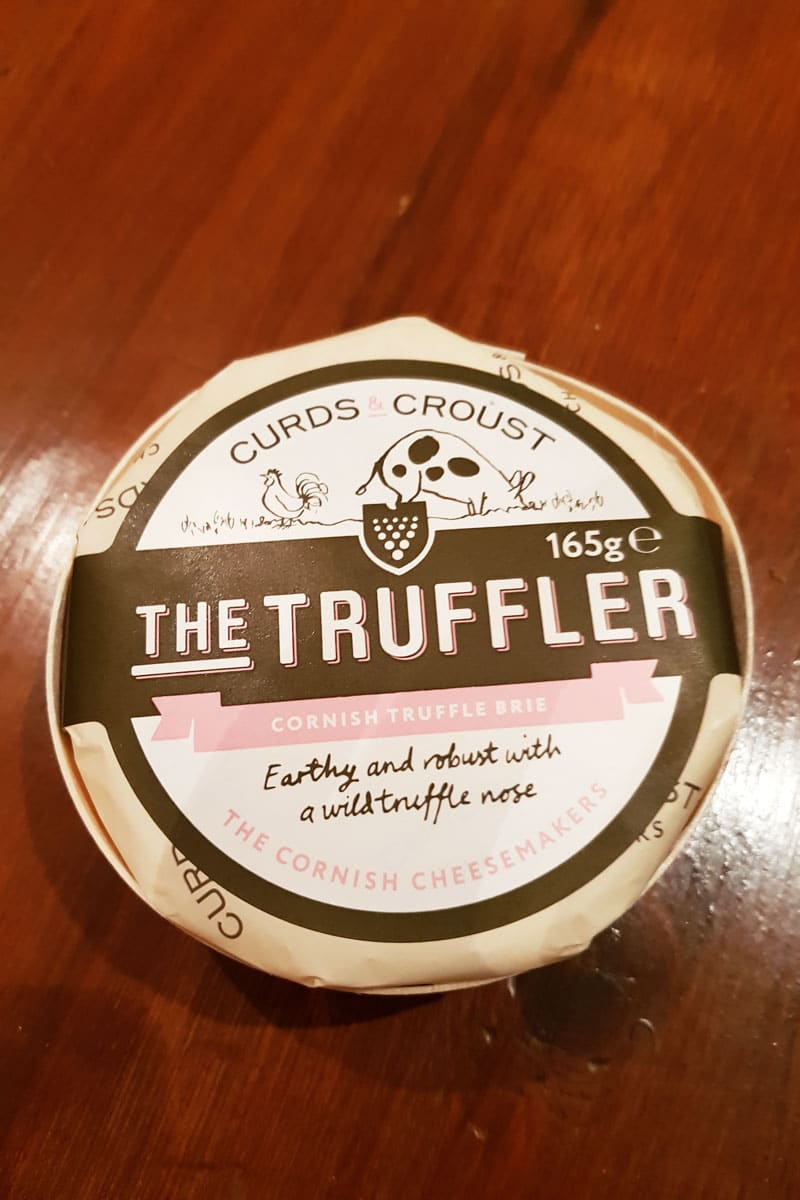 discovering new cheese the truffler