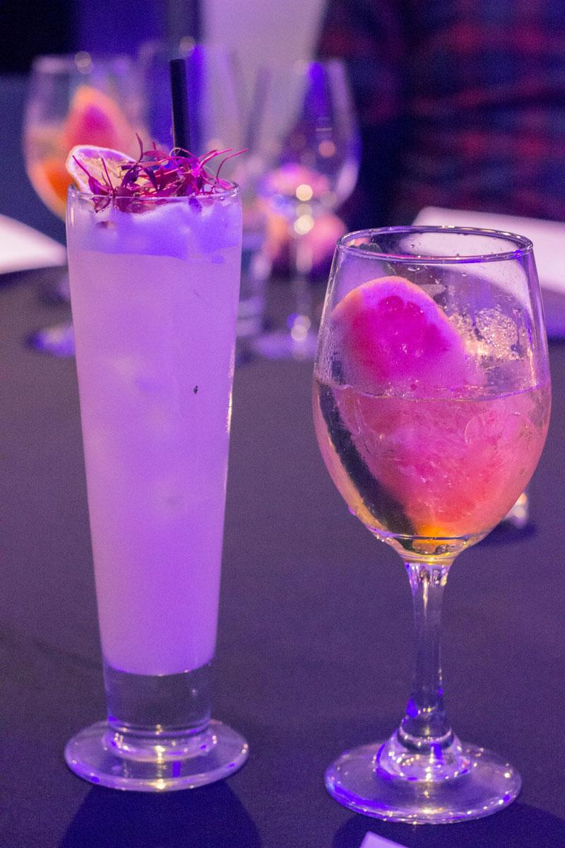 chez mal cocktails on arrival Malmaison