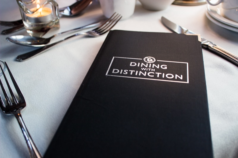 east lancashire railway red rose diner dining with distinction
