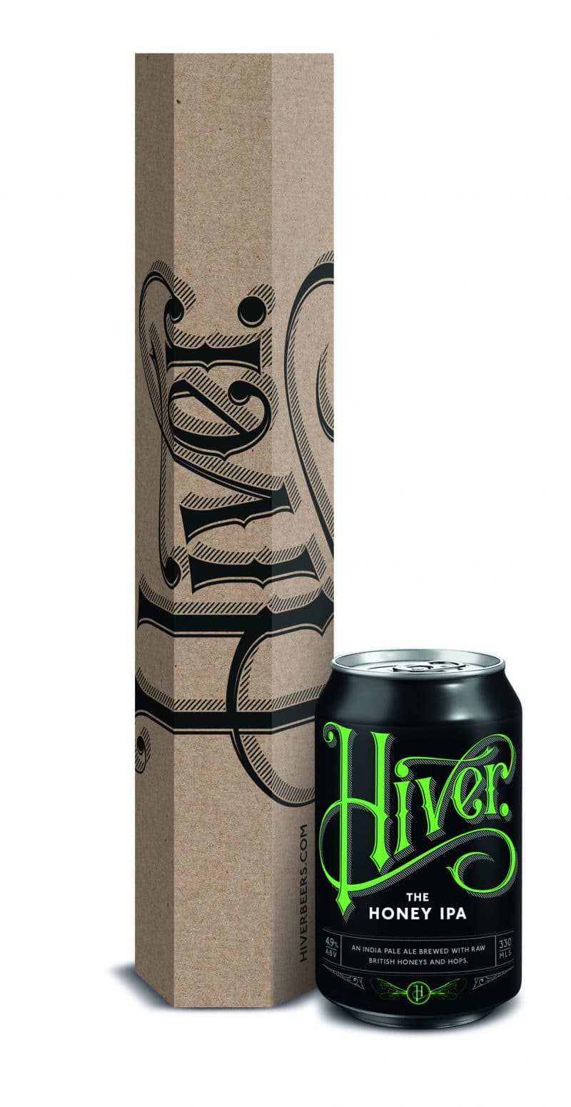 Hiver beer 3 Can Pack