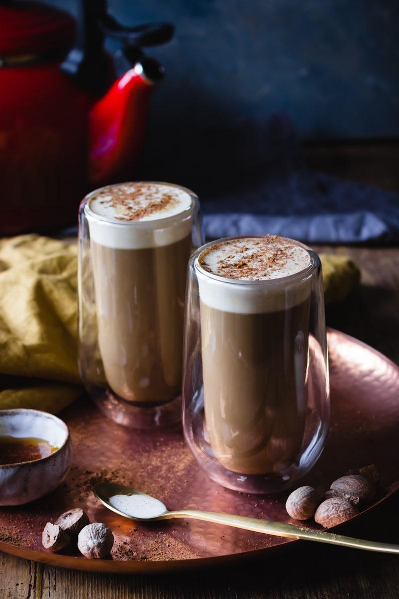 Baileys Irish Cream with coffee - ProperFoodie - Debbie Jones