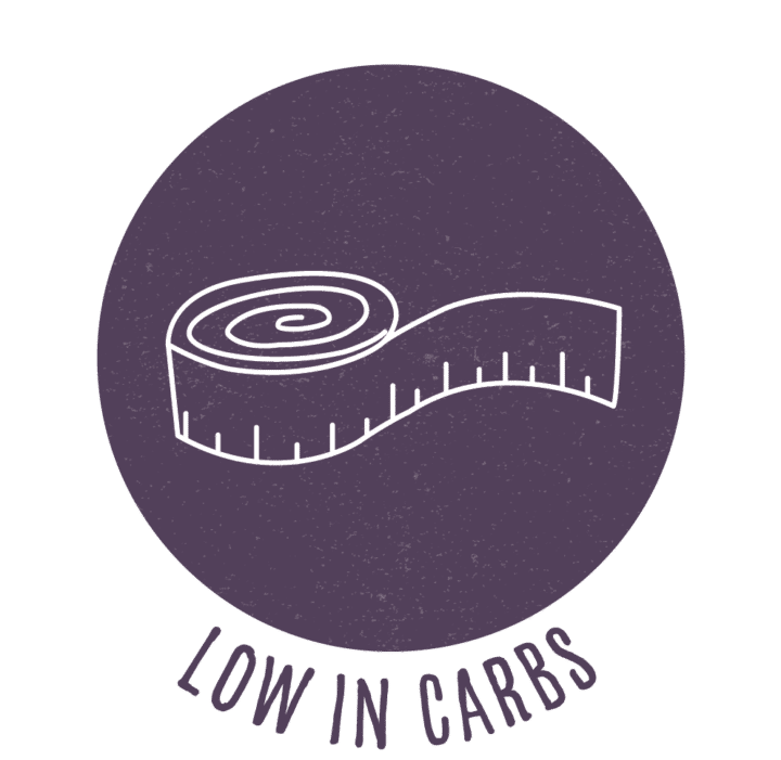Recipe low in carbs