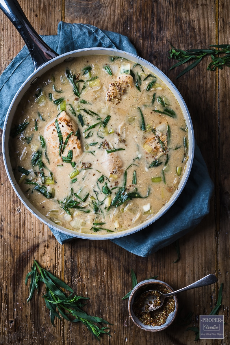 chicken and leek recipe