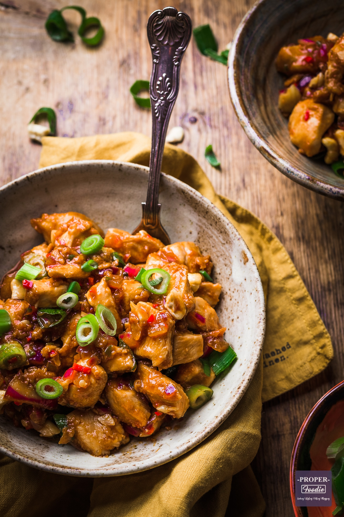 Chinese chicken recipe