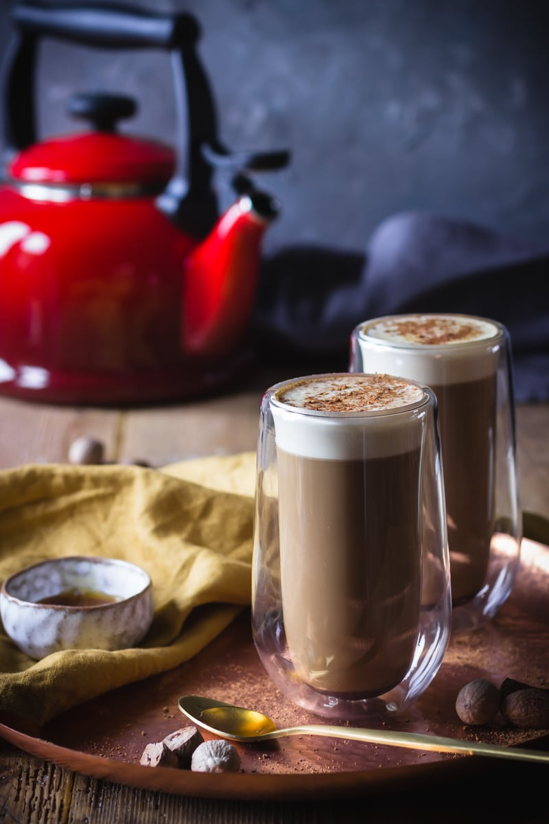 Irish cream baileys coffee