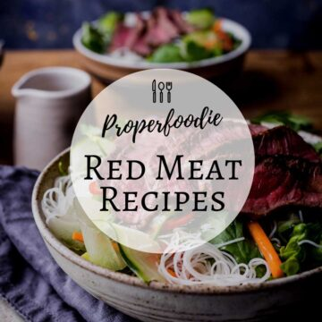 Red Meat Recipes