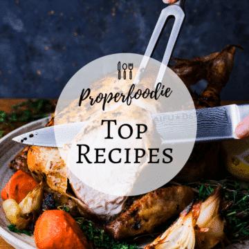My Top Recipes